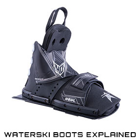 Waterski Boots Explained