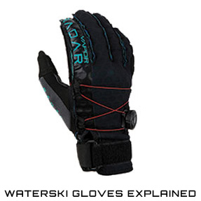 Waterski Gloves Explained