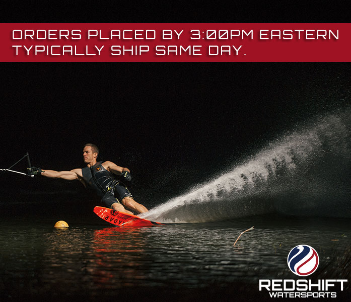 Redshift Orders Placed by 3:00 PM Eastern Ship the Same Day
